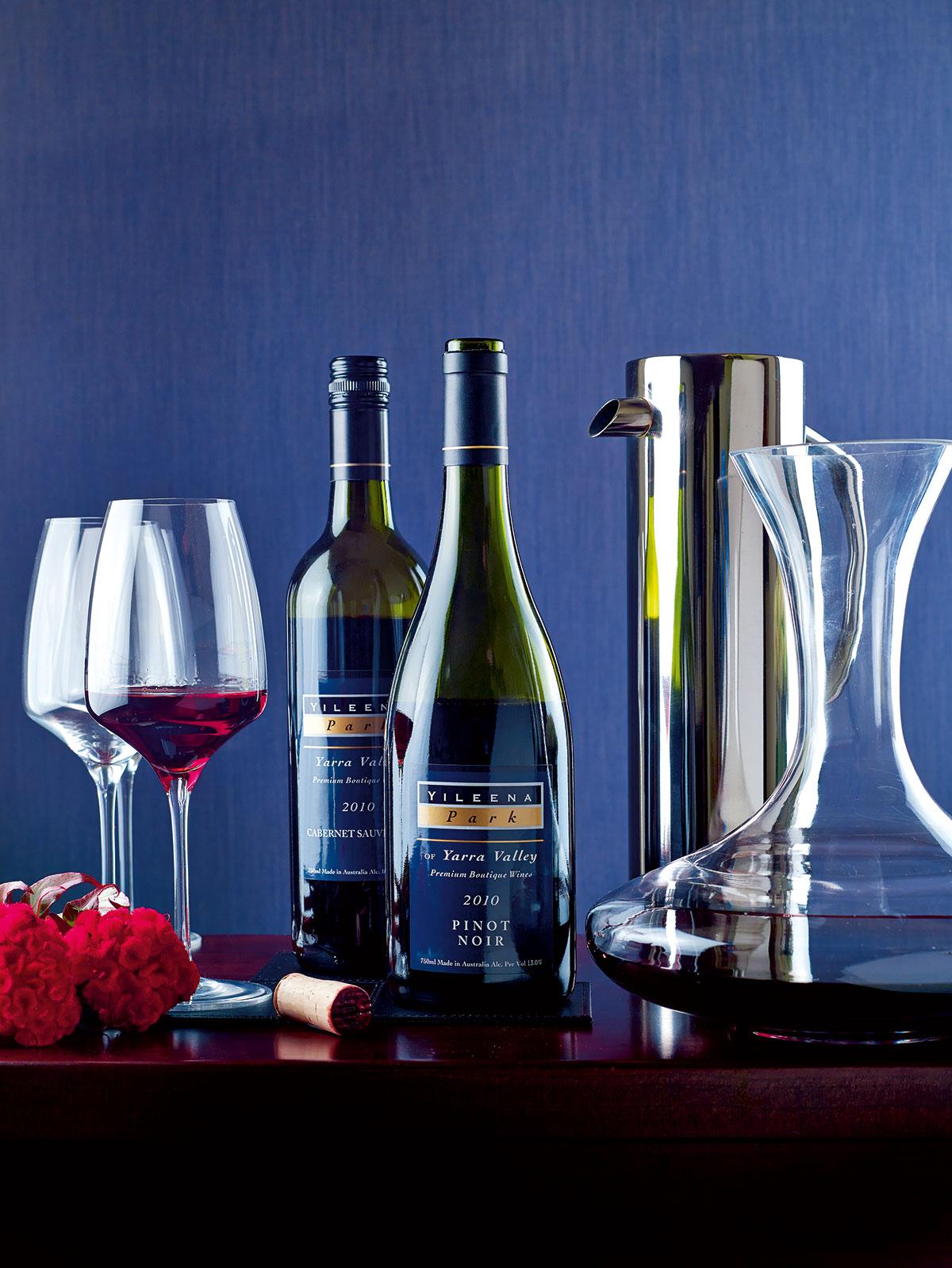 Yileena Park Wines