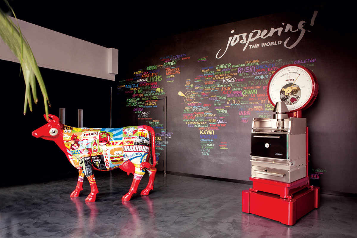 Josper – Warmth of the Grill