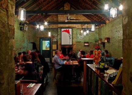 Press Room Wine Bar
