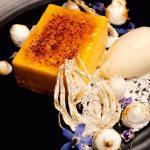Terre Restaurant lemon meringue tart