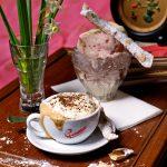 Roi's Cappuccino ice cream