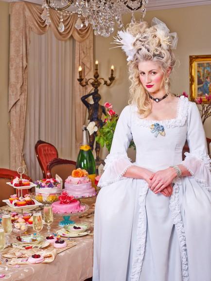 Freeman on Ford - Marie Antoinette