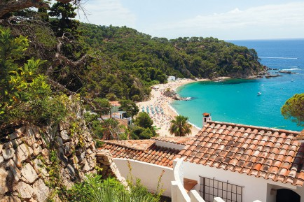 Cala Canyelles Spain