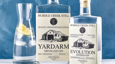 Epic New Aussie Gin from Hurdle Creek