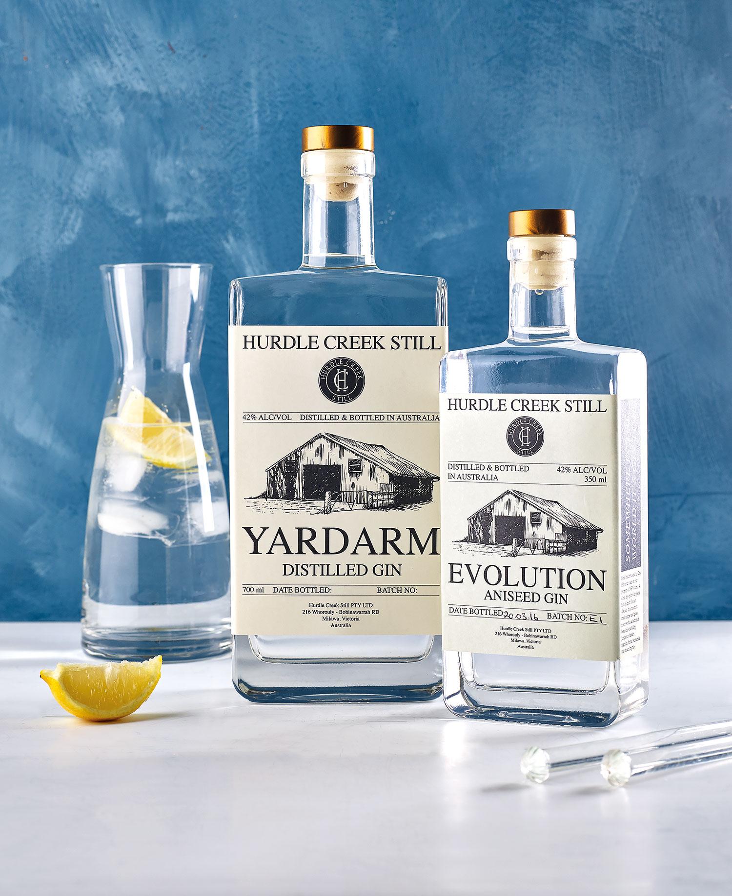 Hurdle Creek Gin