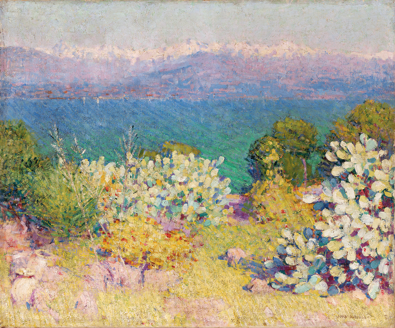 Australian Impressionist: John Peter Russell