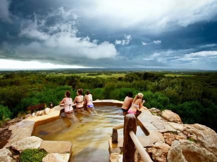 Peninsula Hot Springs - Hilltop Pool