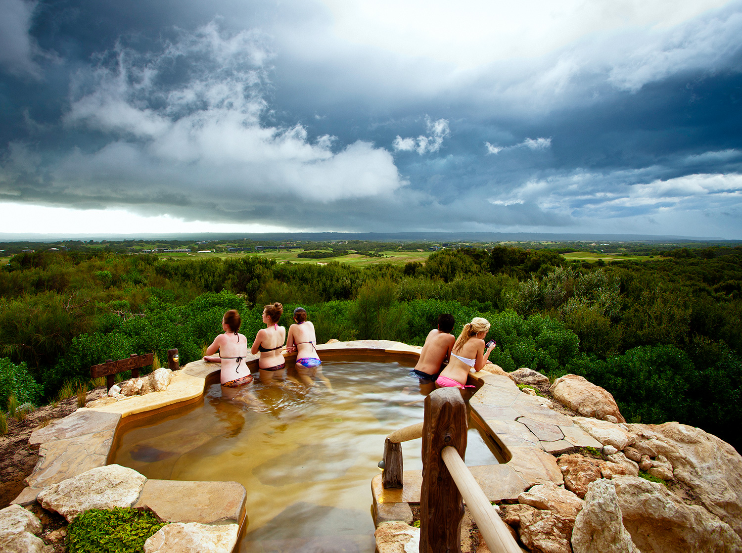 Peninsula Hot Springs Perfection