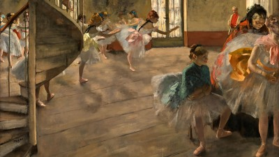 The Colt in the Codpiece – Degas