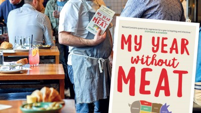 Book Review: My Year without Meat