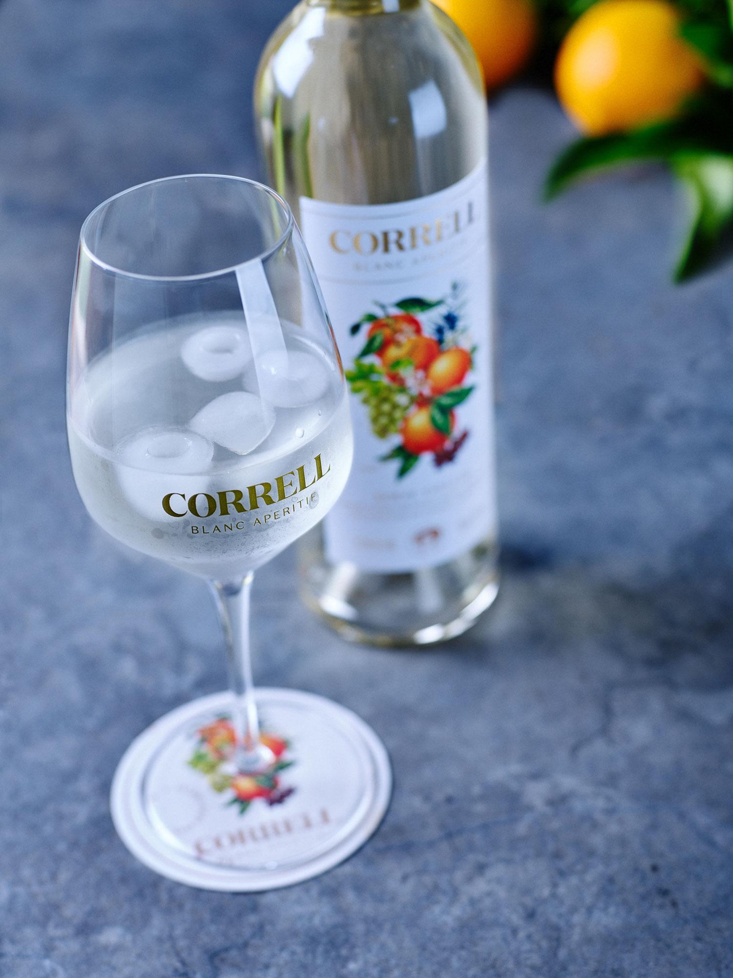 Correll: A New Start
