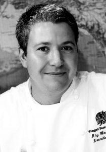 Chef Rhy Waddngton