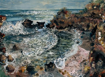 John Perceval Ocean Beach, Sorrento, 1957