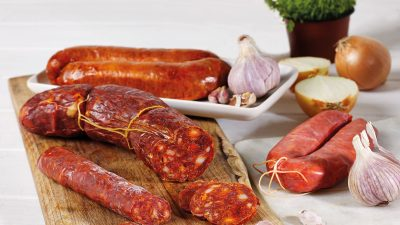3 of the Best: Chorizo