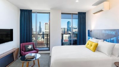 Jazz Corner Hotel, Melbourne