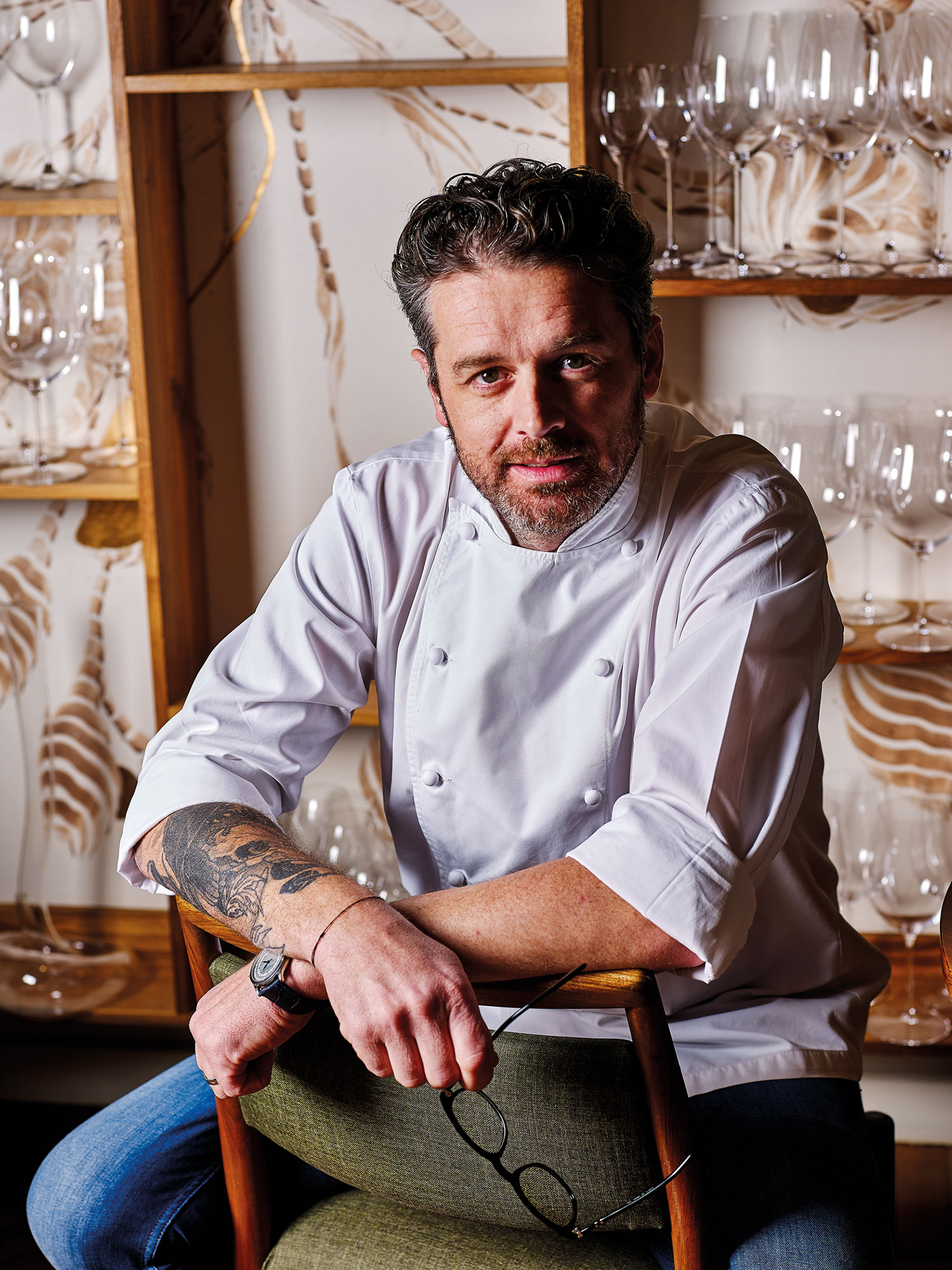 Jock Zonfrillo: Australian Food Odyssey
