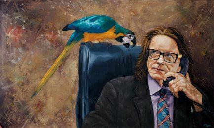 Jim van Geet, The Jury Whisperer