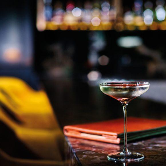 Olive Leaf Martini (c 1930)