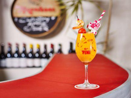 Bar Tini's Gaazpacho Bloody Mary