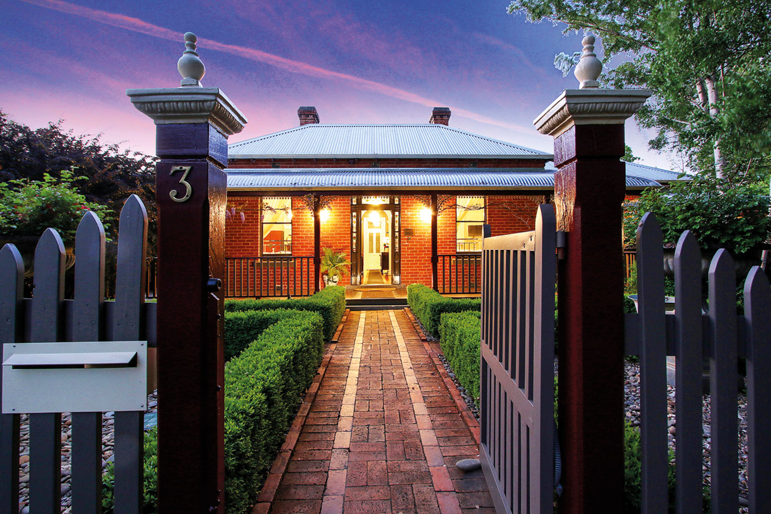 Finches of Beechworth is on the Market