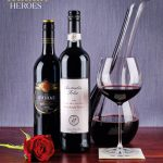 Andrew Peace 2015 Shiraz Methode Ripasso and Australia Felix 2012 Swan Hill Sagrantino