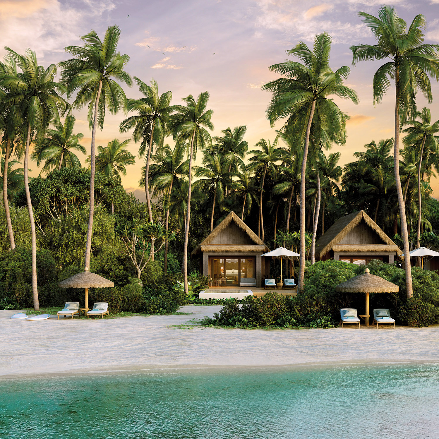 Island Time: Six Senses Fiji
