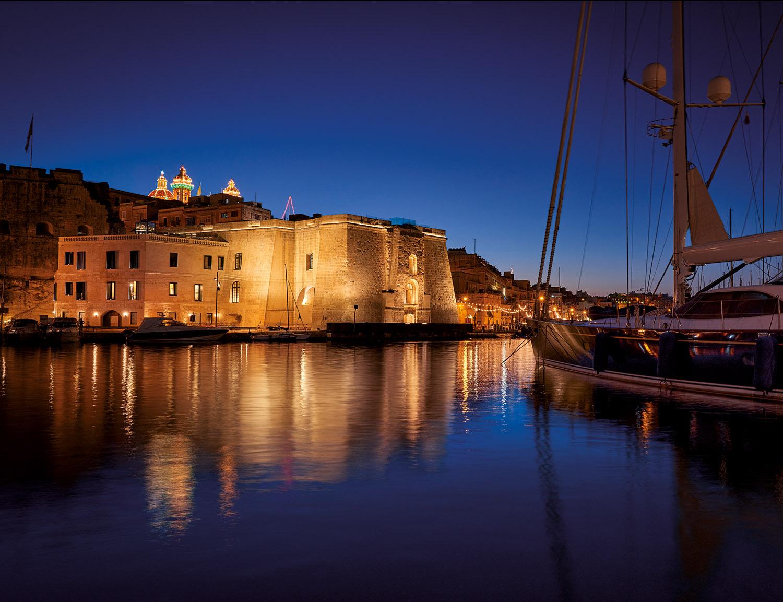 Hammett's Maċina, Malta
