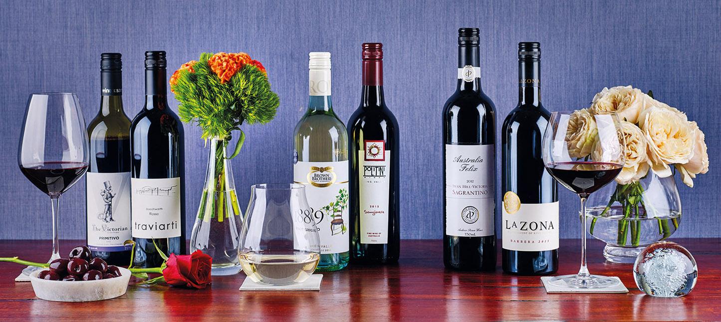 Essentials' Wine Ratings