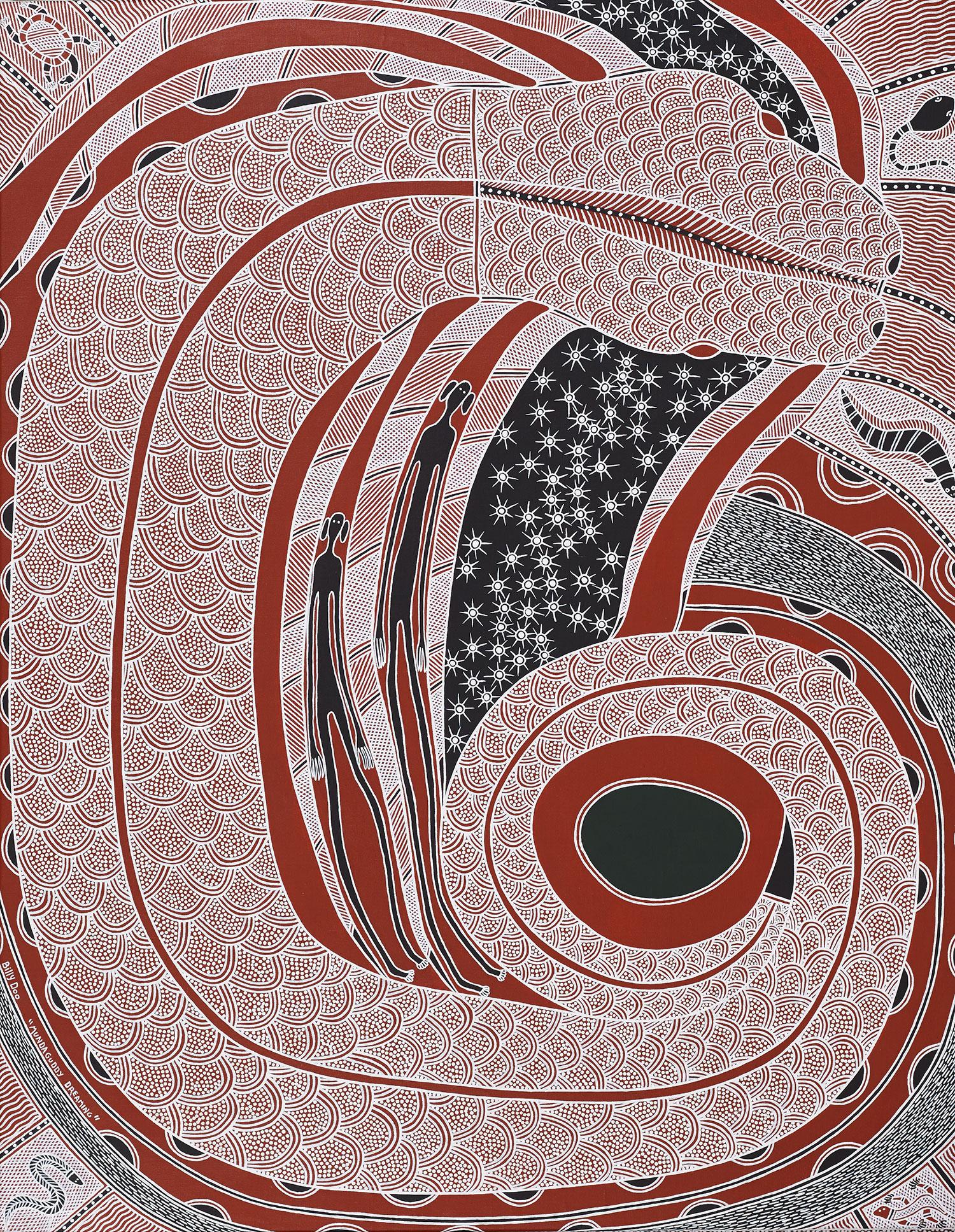 Artist/Environmentalist Billy Doolan's Patterns of Life