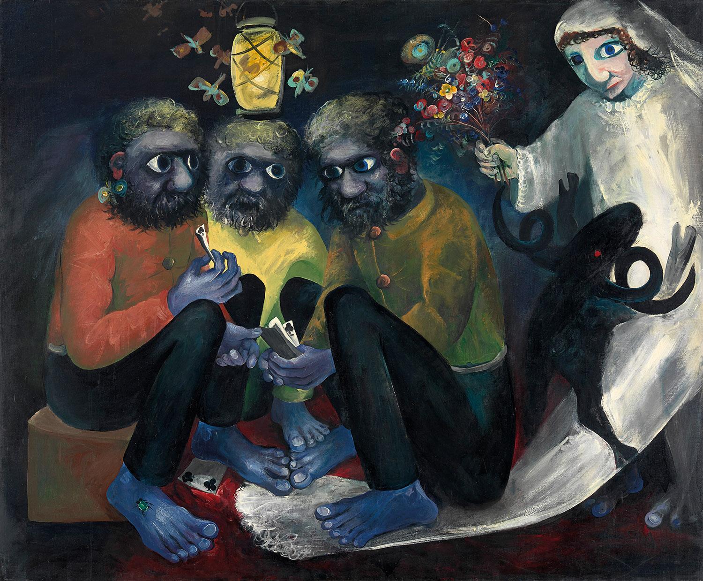 Arthur Boyd – The Poet with the Paintbrush