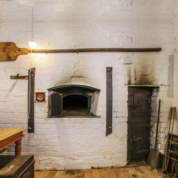 Eldorado's Scotch Oven at Baker's Cottage
