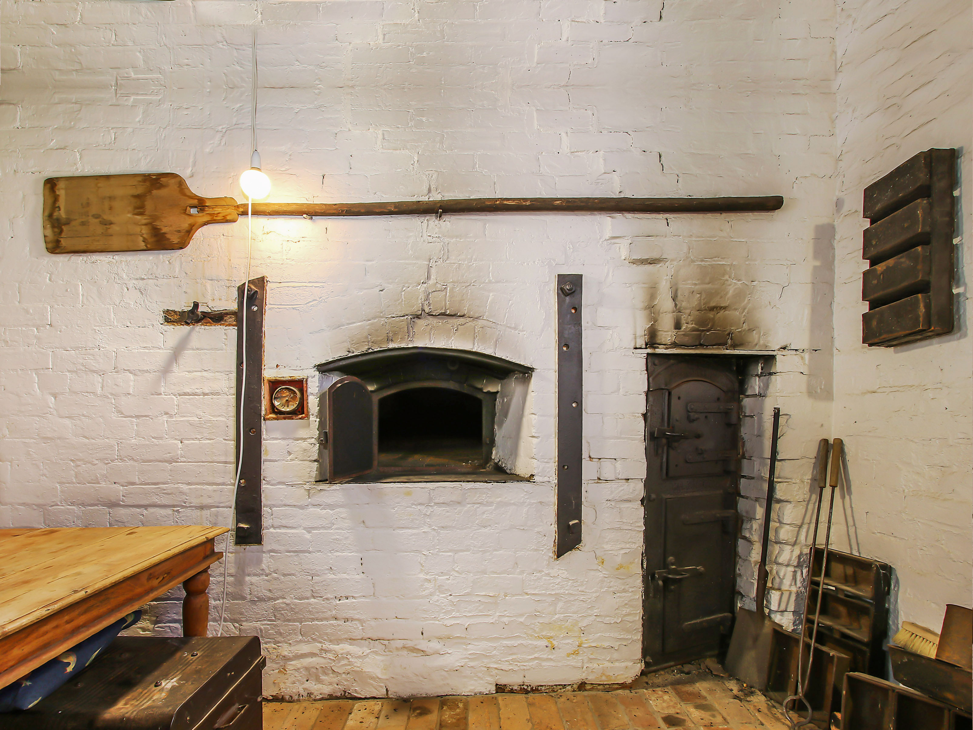 Eldorado's Scotch Oven at Baker's Cottage