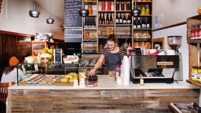 Hobart's Pigeon Hole Café