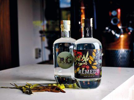 Reed & Co Remedy Australian Dry Gin