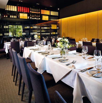 Va Tutto restaurant interior, Ivanhoe, Victoria