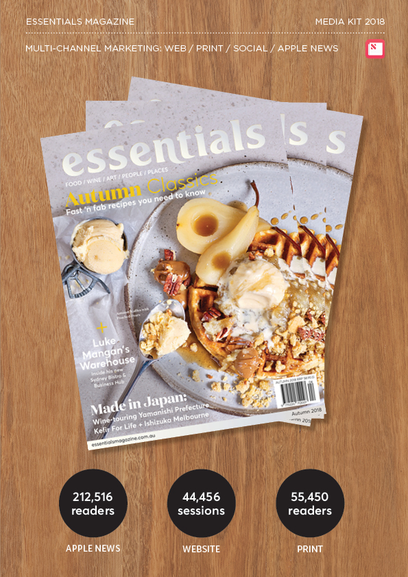 Essentials Media Kit 2018