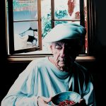 IVAN DURRANT, Life is a Bowl of Chillies, 1997 Acrylic on Board, 92 x 122cm