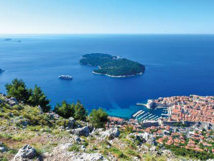 Dalmatian Coast aboard Ponant's Le Lyrial