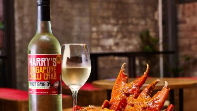 Sydney Icon: Harry's Singapore Chilli Crab