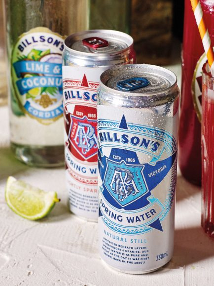 Billson's Spring Water