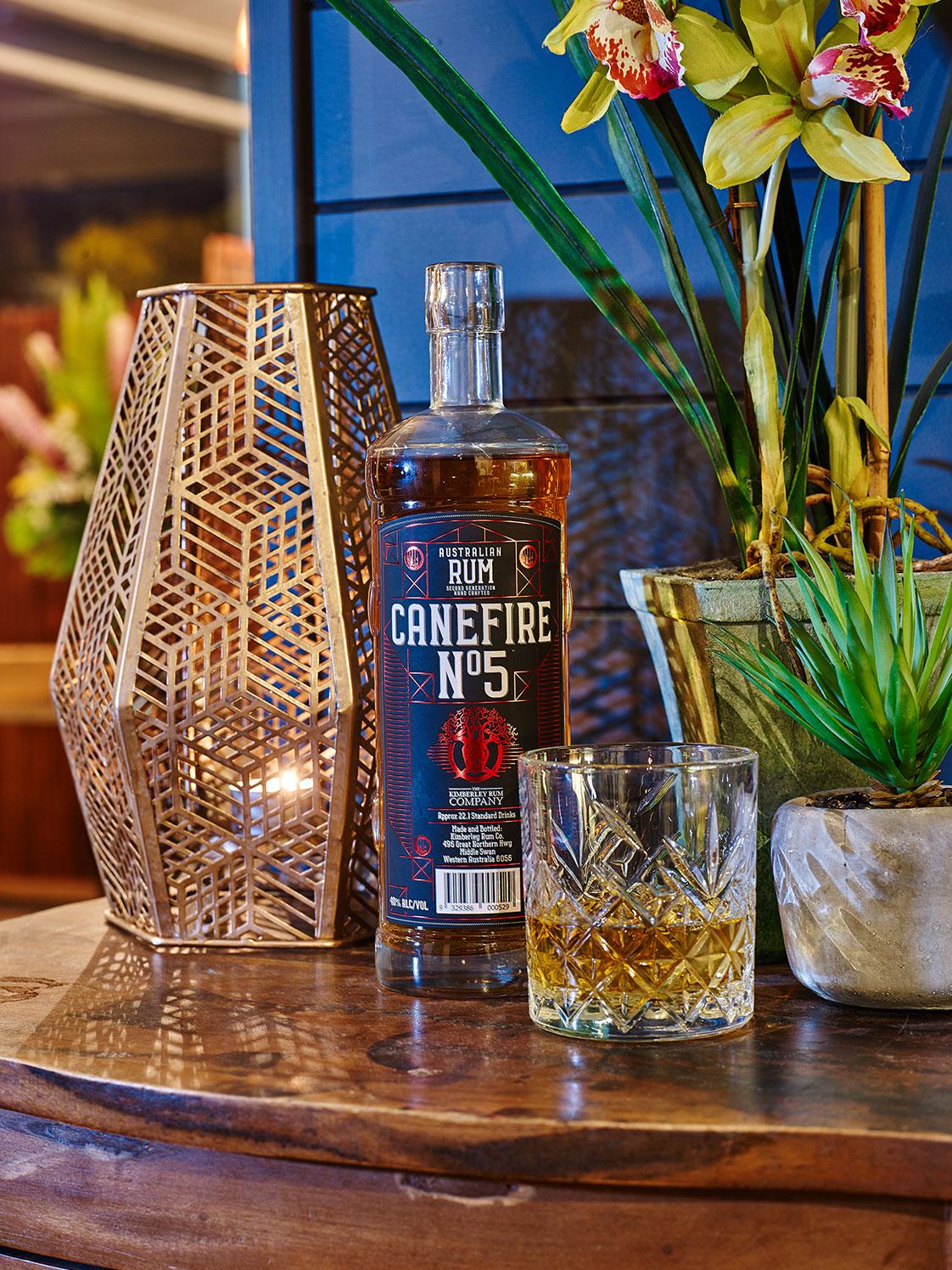 Kimberley Rum Company's Gold Rush