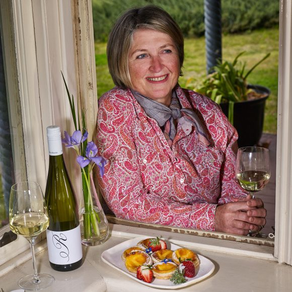 Winemaker Ros Ritchie