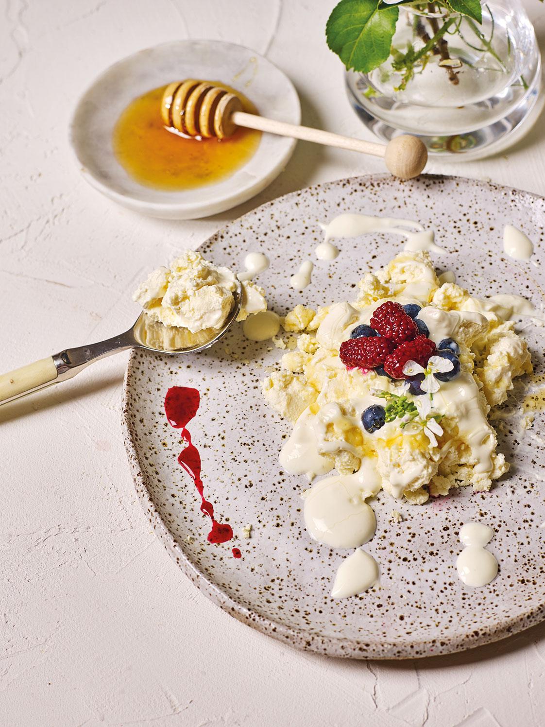 Blue Bay Cheese: Breakfast Quark Recipe