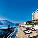 Lake Como Grand HotelTremezzo Beach