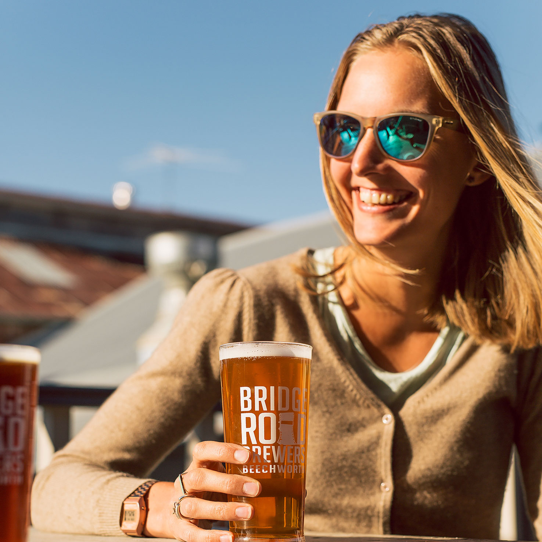 Australia's Original Micro Brewery: Bridge Road, Beechworth