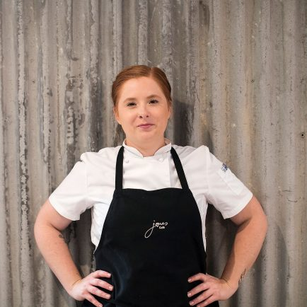 Globetrotting chef Briony Bradford