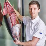Award-winning chef Josh Niland of Sydney's Fish Butchery