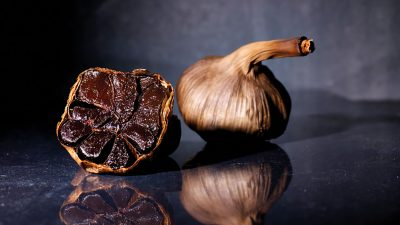 Food Tech: Black is the New Garlic