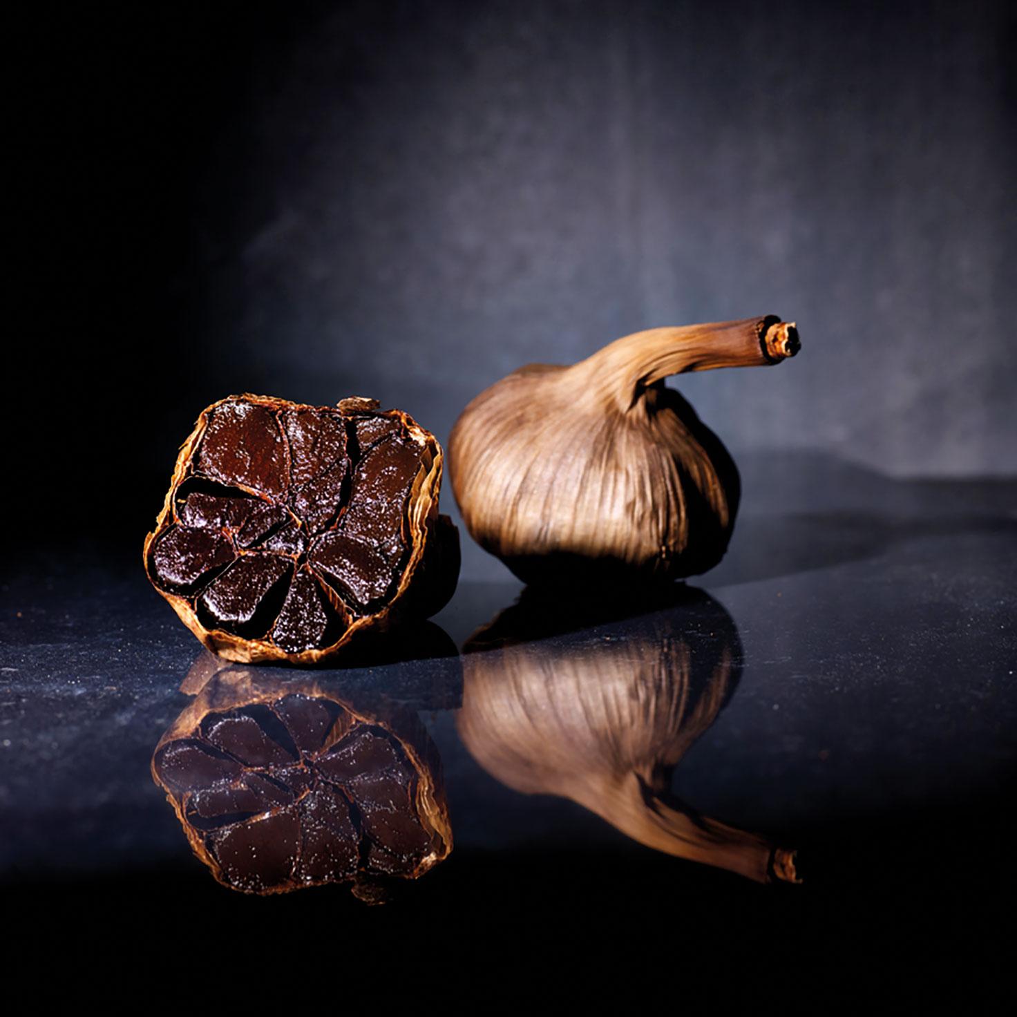 Food Tech: Black is the New Garlic