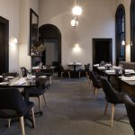 New minimalist interior at Provenance, Beechworth